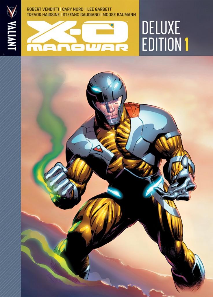 X-O Manowar: Deluxe Edition 1