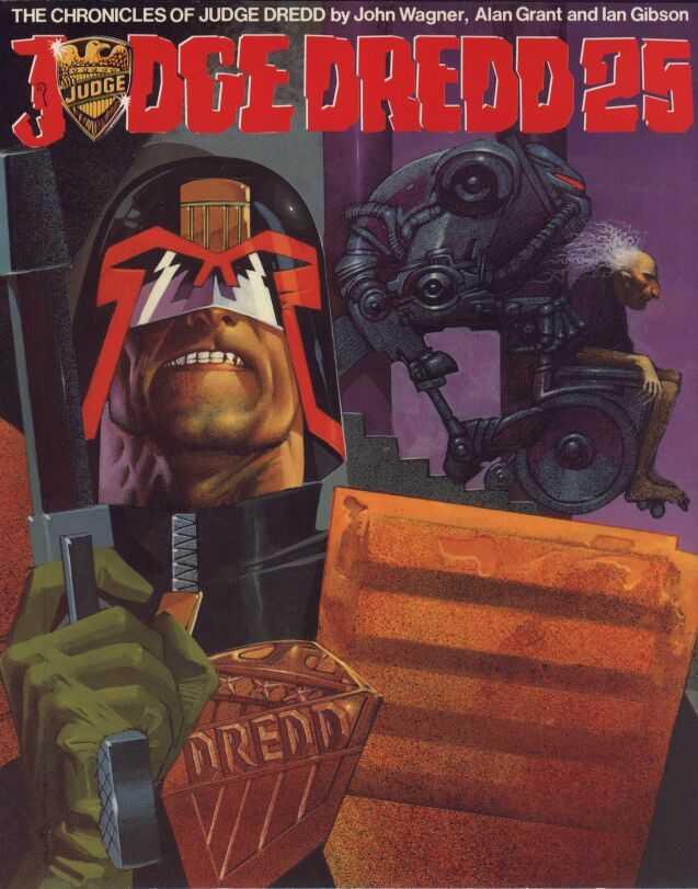 Judge Dredd 25