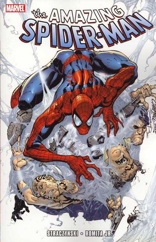 Amazing Spider-Man by JMS Ultimate Collection Volume 1