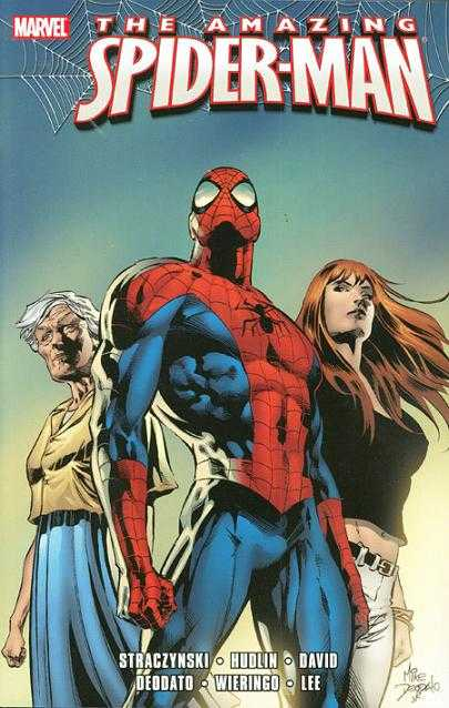 Amazing Spider-Man by JMS Ultimate Collection Volume 4