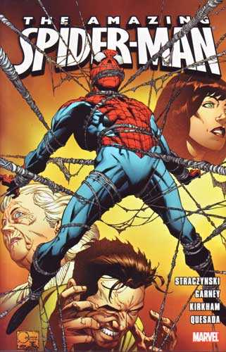 Amazing Spider-Man by JMS Ultimate Collection Volume 5