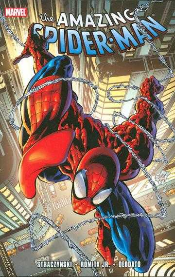Amazing Spider-Man by JMS Ultimate Collection Volume 3