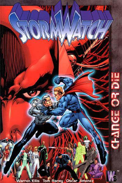 Stormwatch: Change or Die