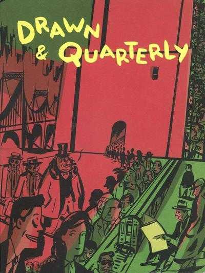 Drawn & Quarterly Volume 5