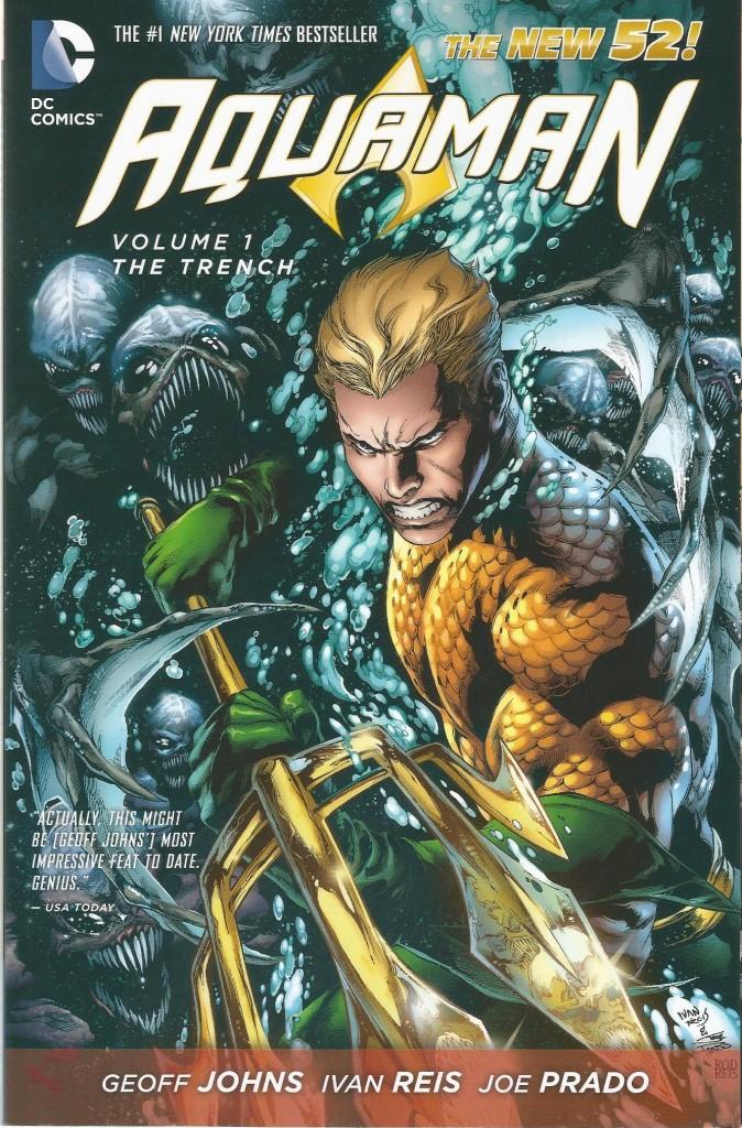Aquaman Volume 1: The Trench