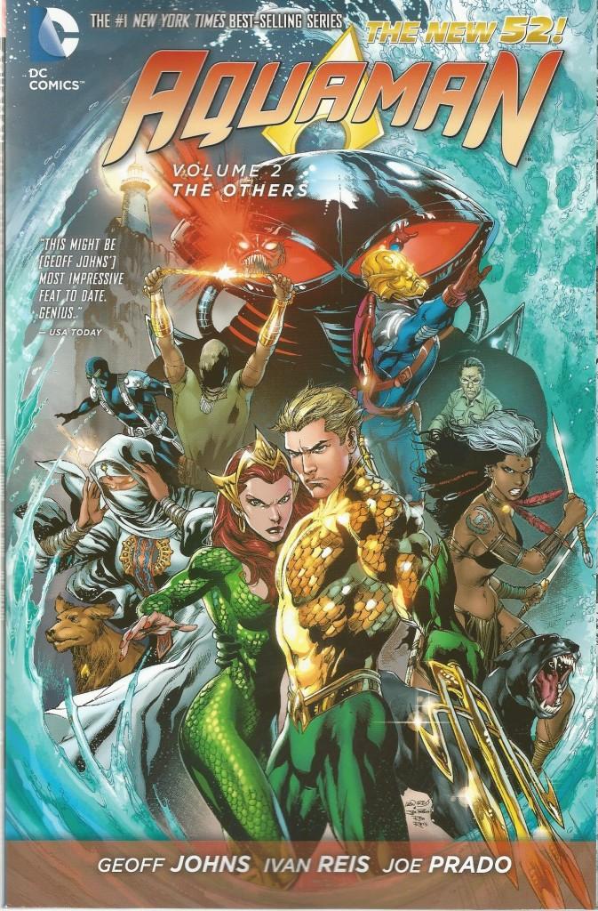 Aquaman Volume 2: The Others