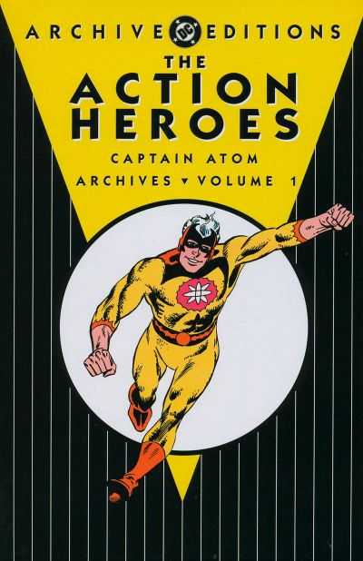The Action Heroes Archives Volume One