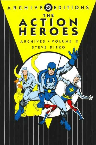 The Action Heroes Archives Volume Two