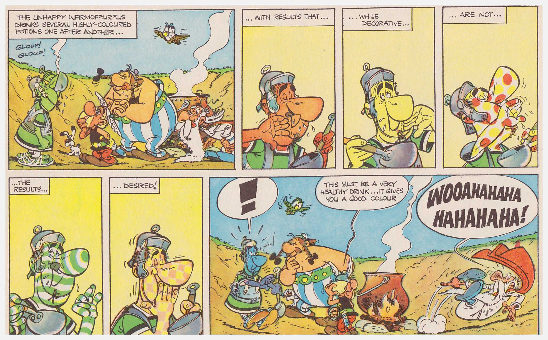 Asterix and the Big Fight review