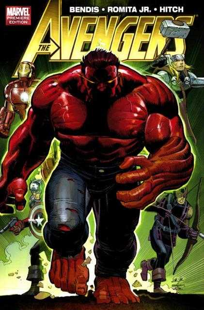 Avengers by Brian Michael Bendis Volume 2