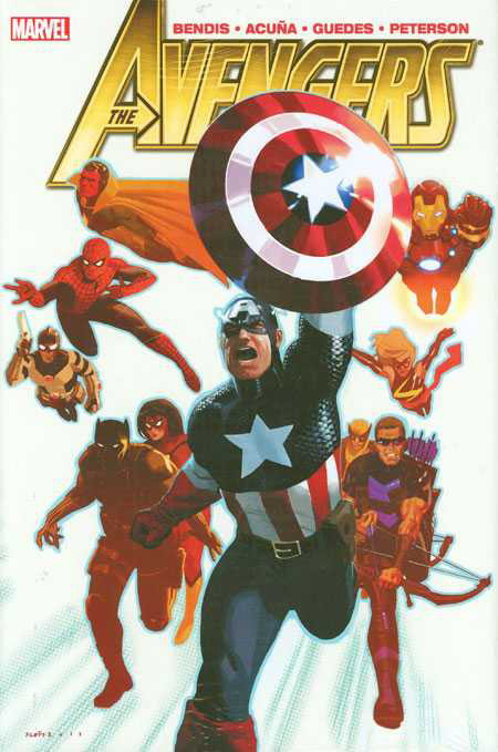 Avengers by Brian Michael Bendis Volume 3