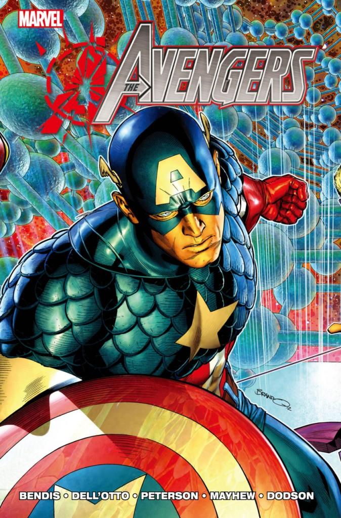 Avengers by Brian Michael Bendis volume 5