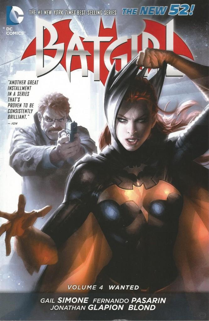 Batgirl: Wanted