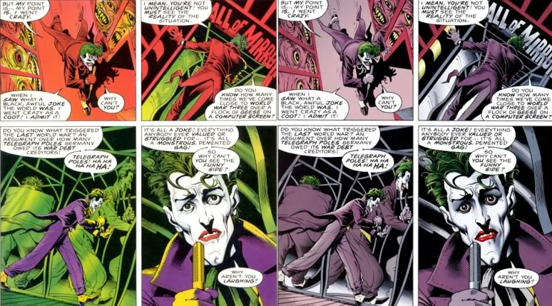 Batman Killing Joke review