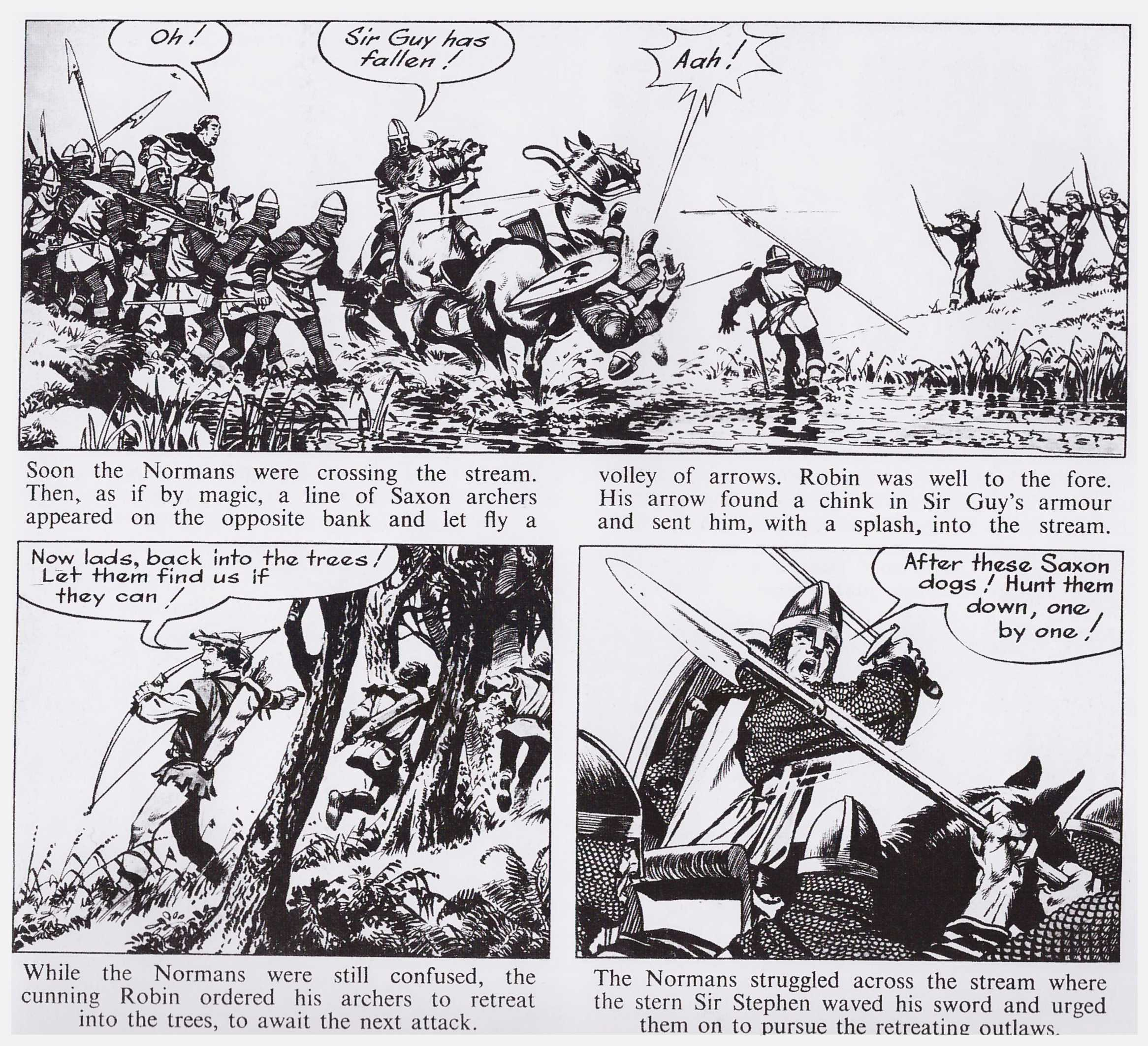 Robin Hood Bellamy review