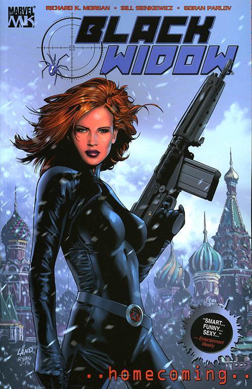 Black Widow: Homecoming
