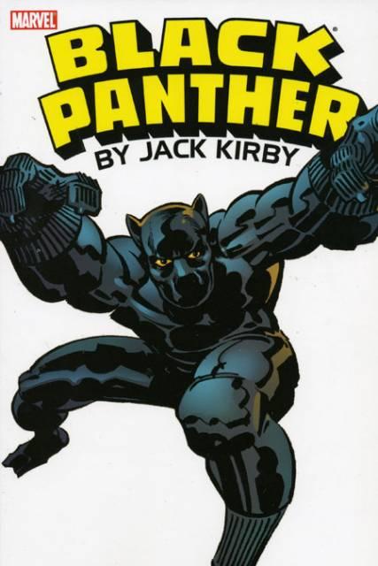 Black Panther by Jack Kirby Volume 1