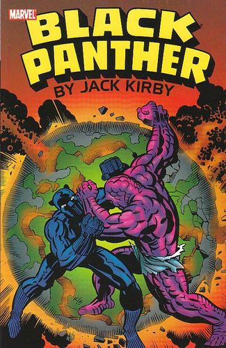 Black Panther by Jack Kirby Volume 2