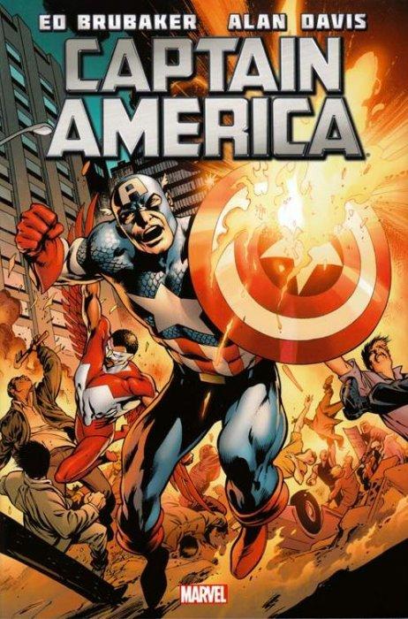 Captain America by Ed Brubaker Volume 2