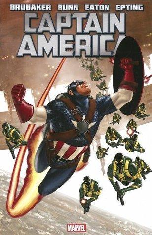 Captain America by Ed Brubaker Volume 4