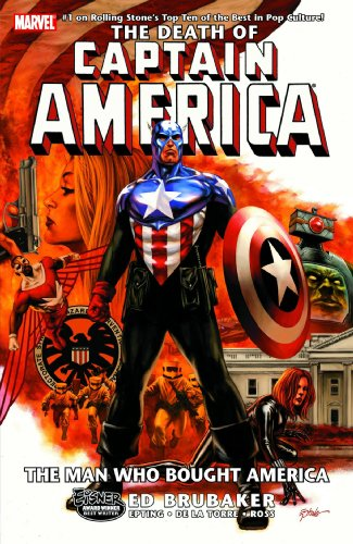 The Death of Captain America vol 3: The Man who Bought America