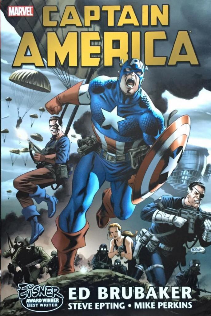 Captain America by Ed Brubaker Omnibus Volume 1