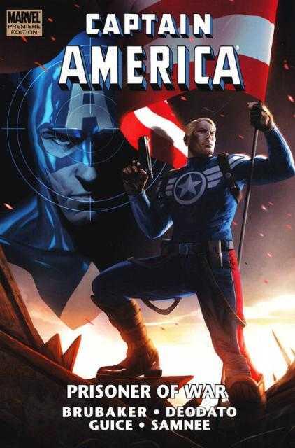 Captain America: Prisoner of War