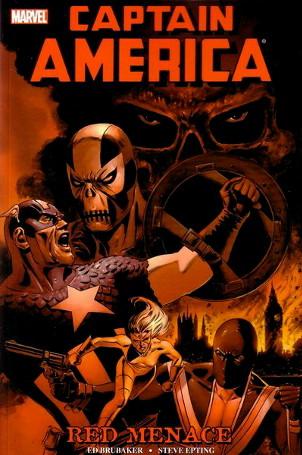 Captain America: Red Menace Volume 2