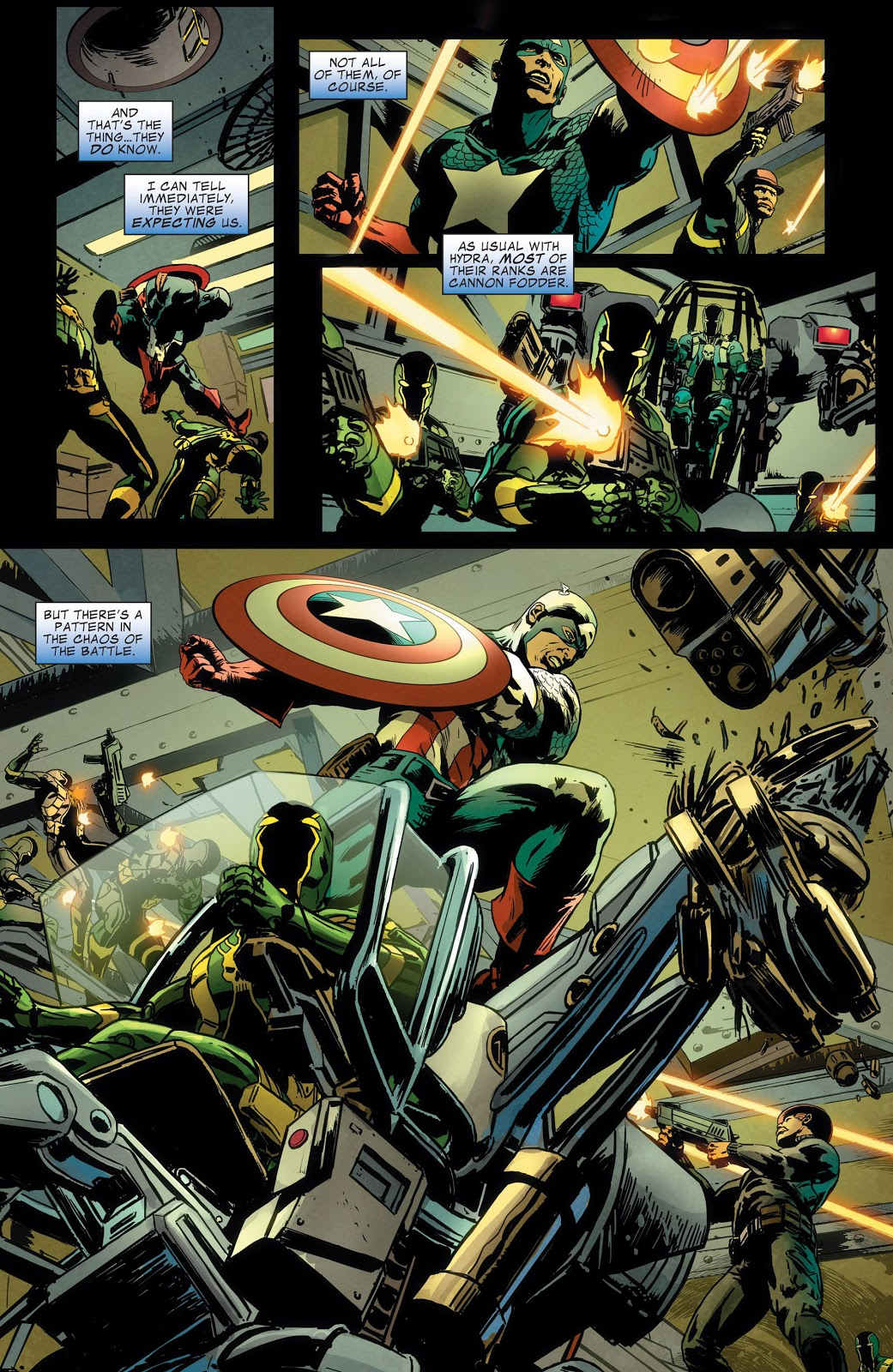 Captain America by Ed Brubaker vol 3 review