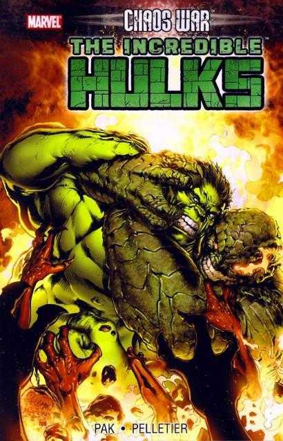 Incredible Hulks: Chaos War