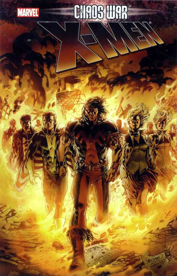 X-Men: Chaos War