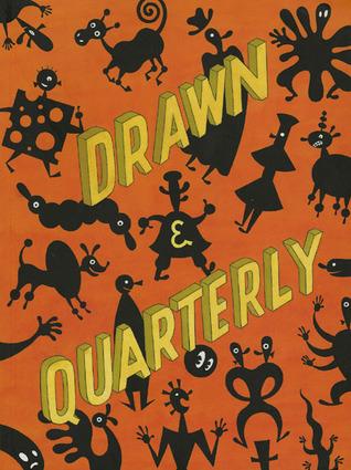 Drawn & Quarterly Volume 4