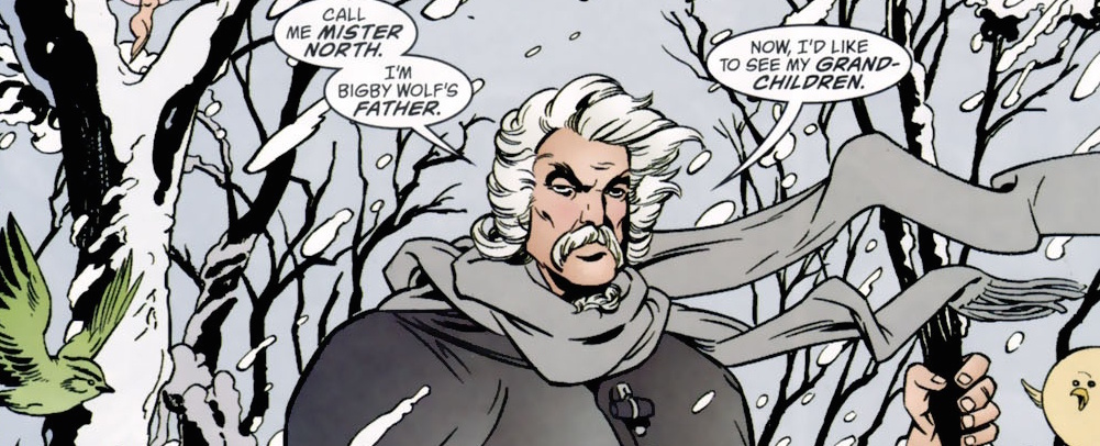 Fables Volume 5 The Mean Seasons
