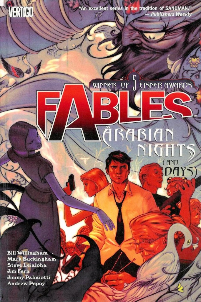 Fables: Arabian Nights (and Days)