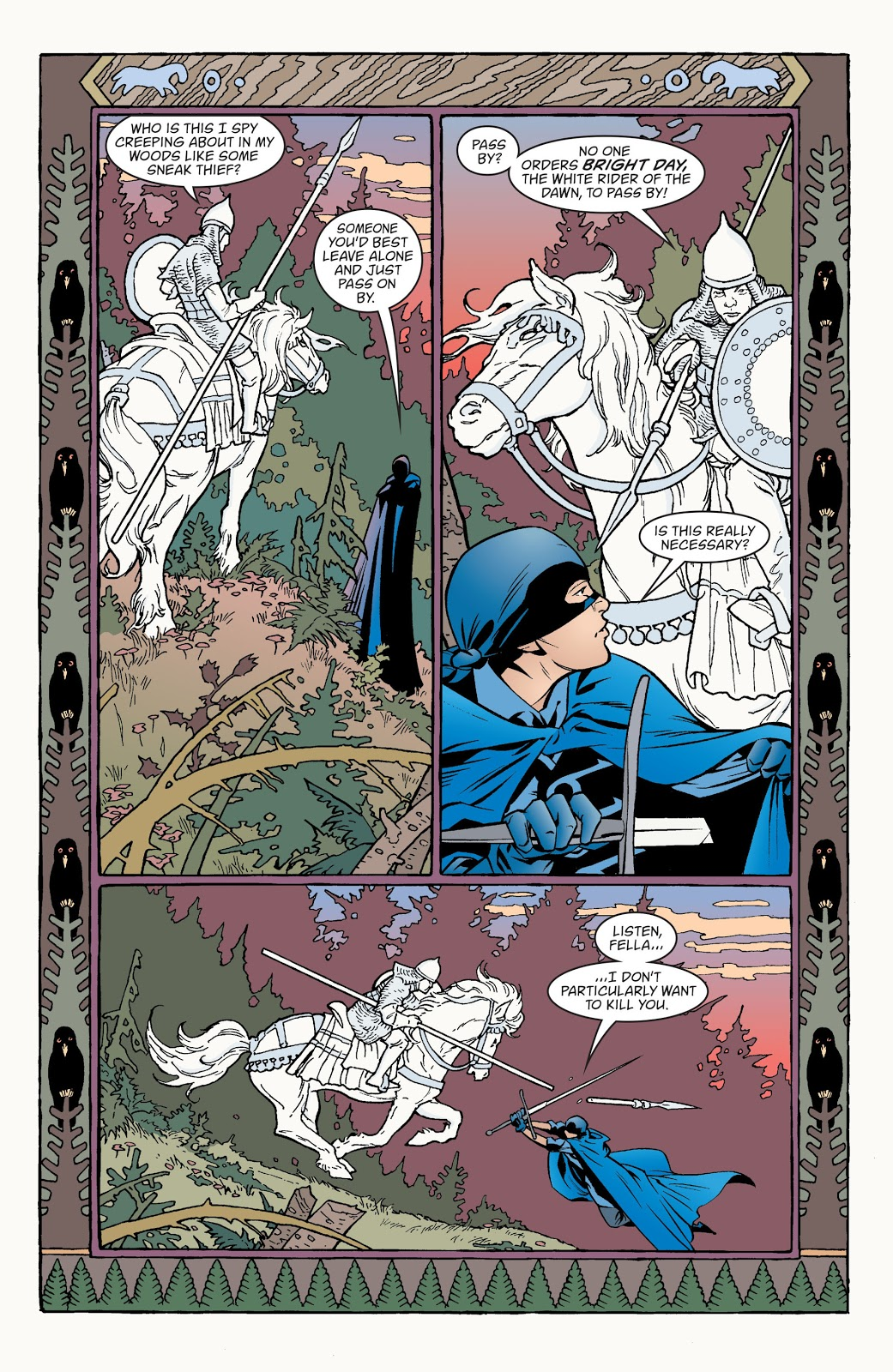 Fables Homelands review