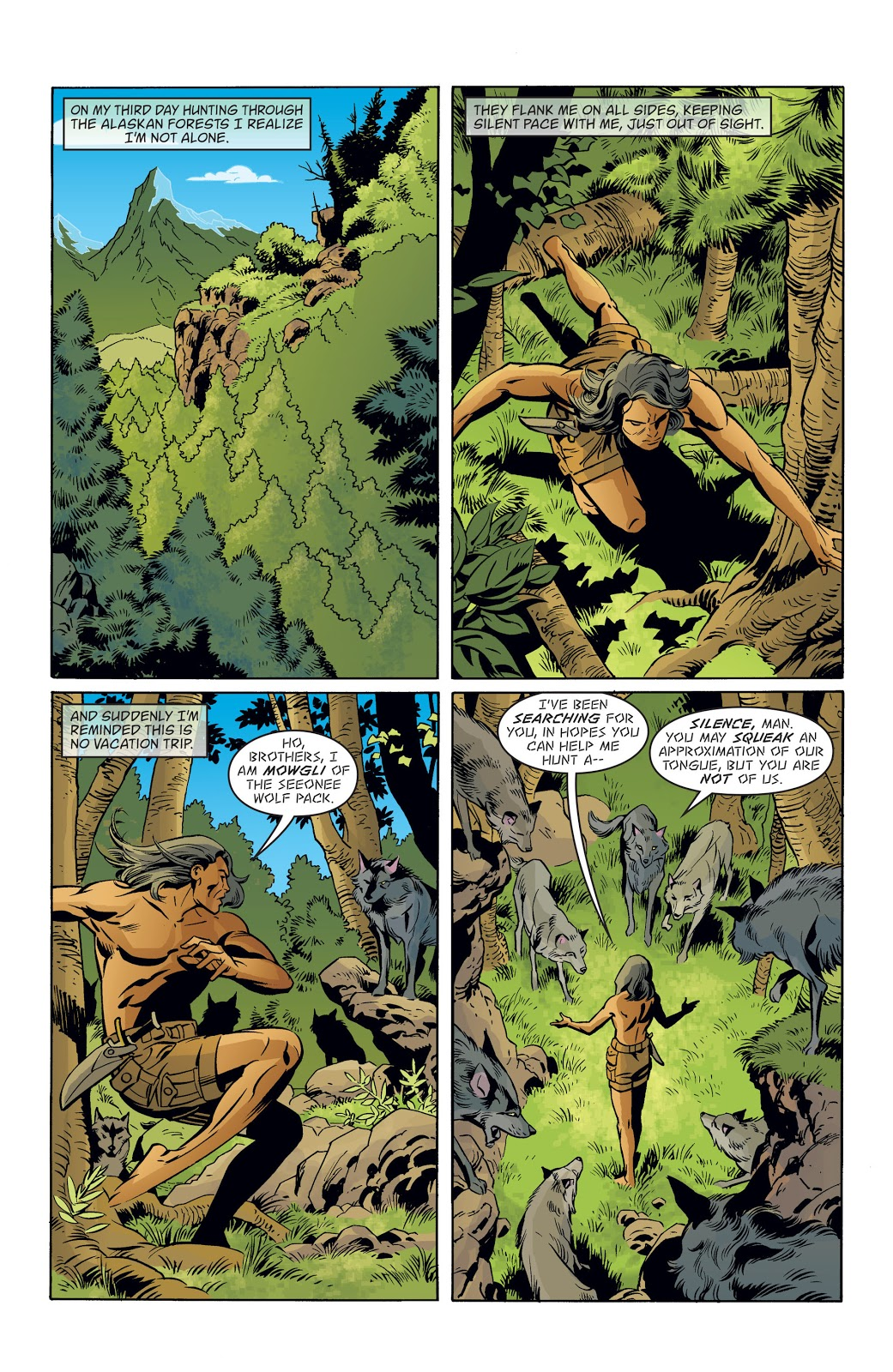 Fables Wolves review
