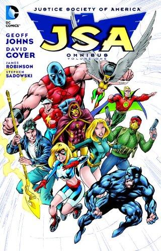 JSA Omnibus Volume One
