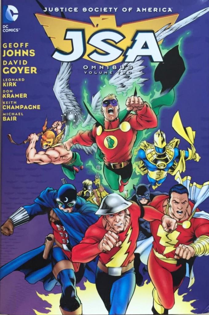 JSA Omnibus Volume Two