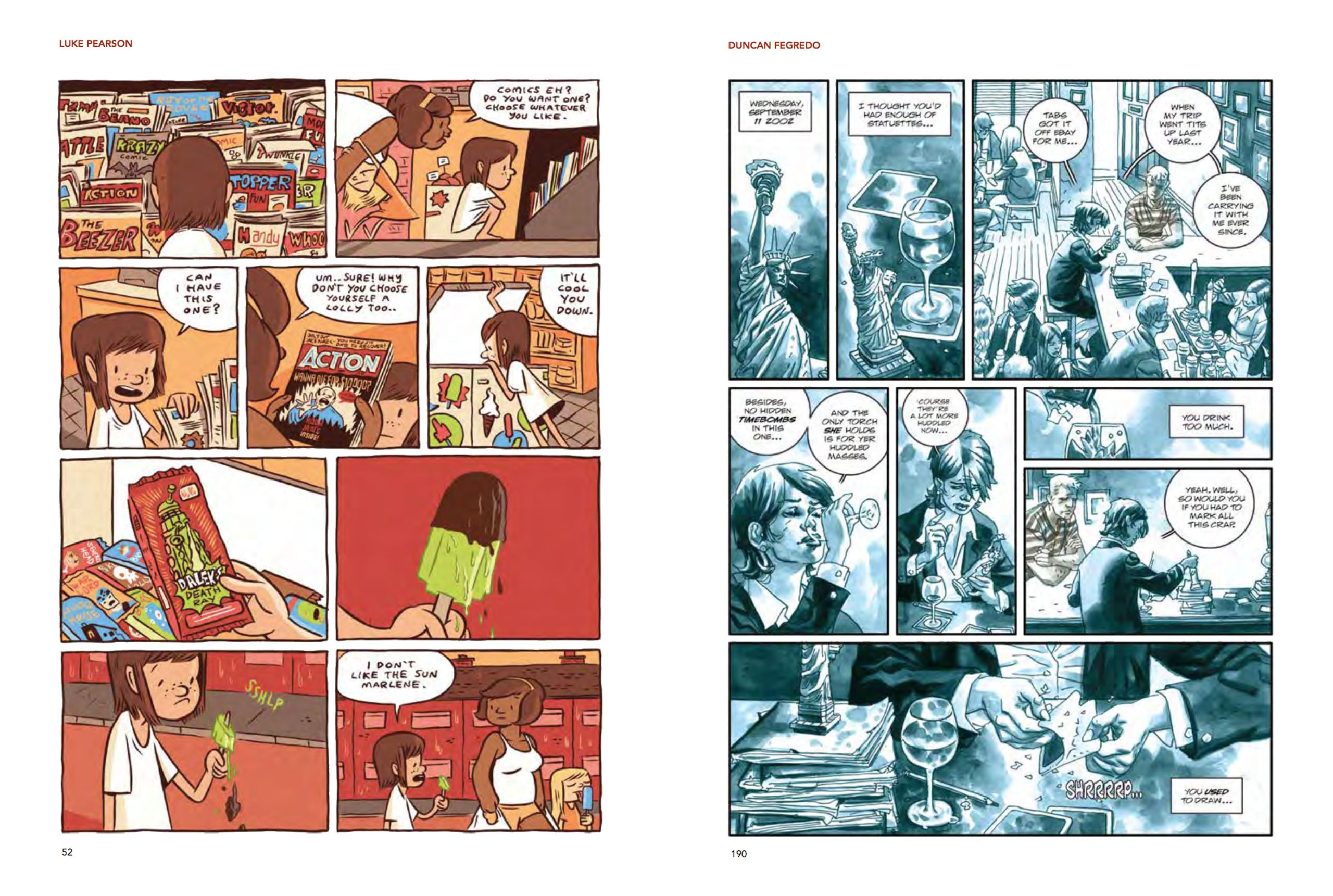 Nelson graphic novel review