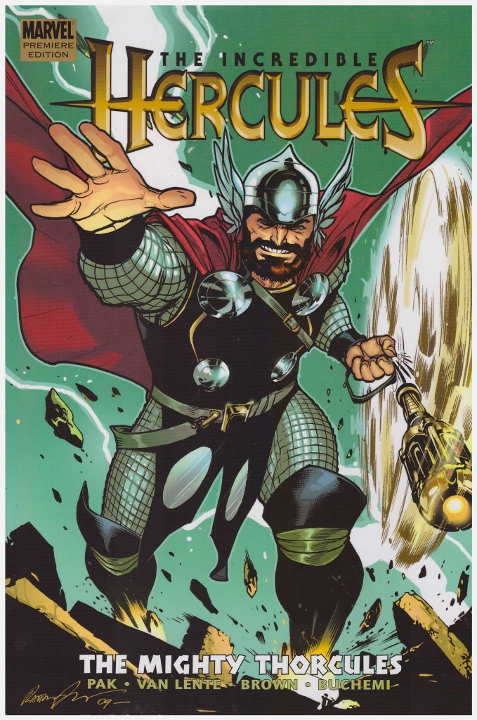 The Incredible Hercules: The Mighty Thorcules
