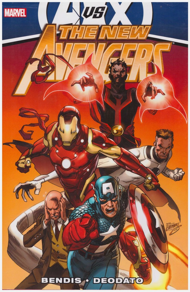 New Avengers by Brian Michael Bendis Volume 4