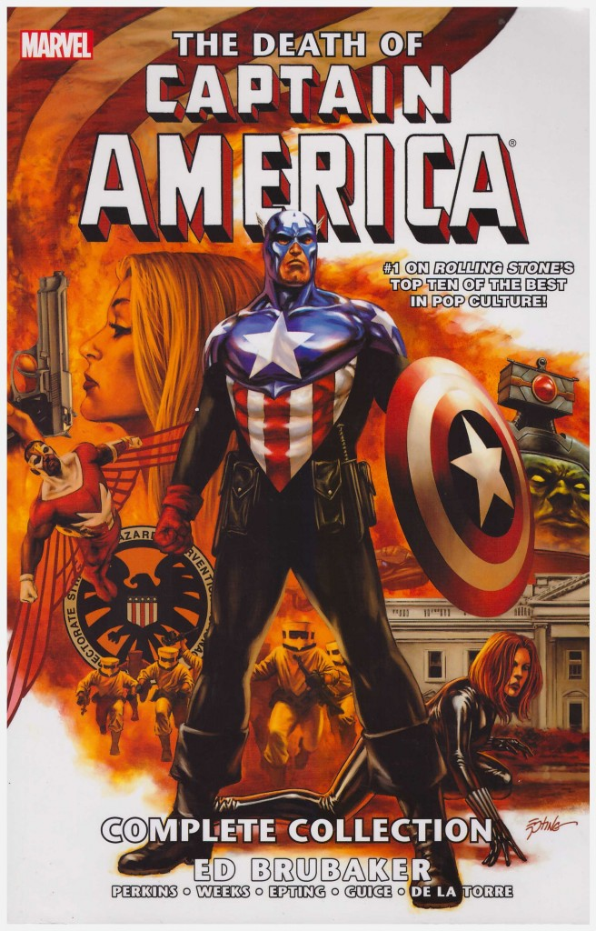 The Death of Captain America Complete Collection