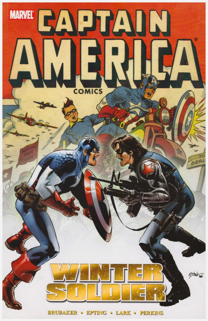 Captain America: Winter Soldier Volume 2
