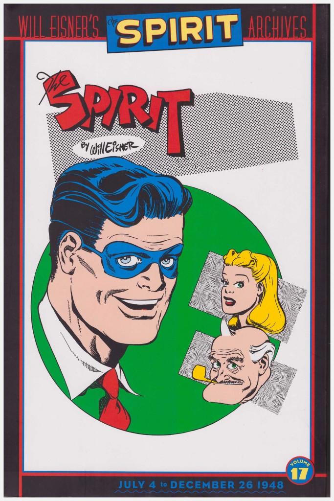 The Spirit Archives Volume 17