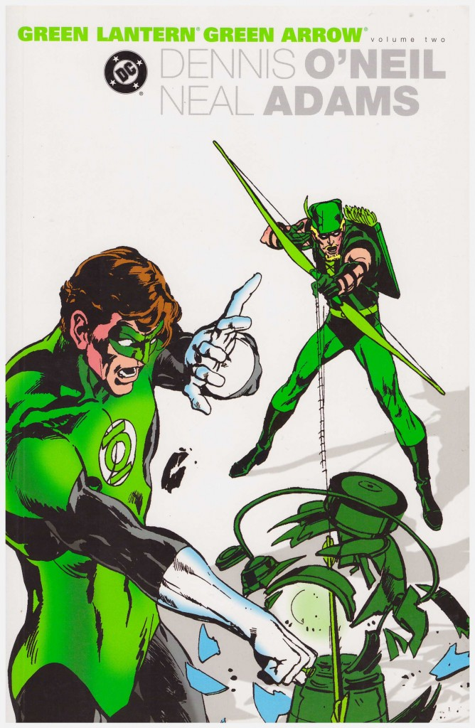 Green Lantern Green Arrow Volume Two