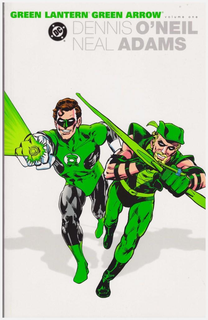Green Lantern Green Arrow Volume One