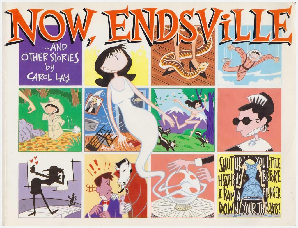 Now, Endsville