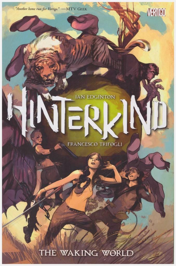 Hinterkind: The Waking World