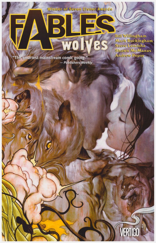 Fables: Wolves