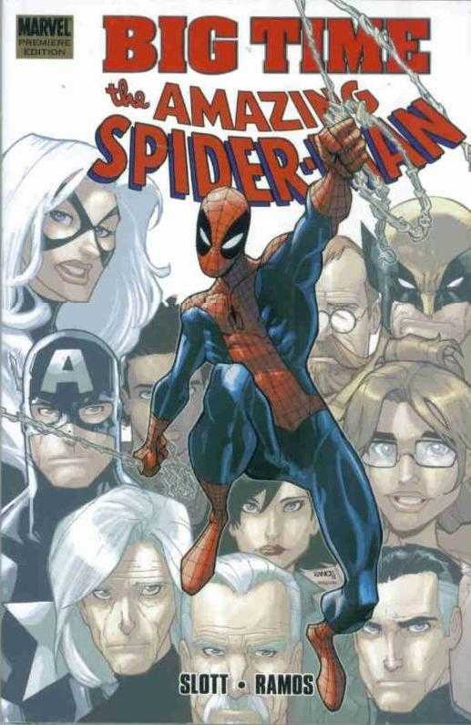Amazing Spider-Man: Big Time